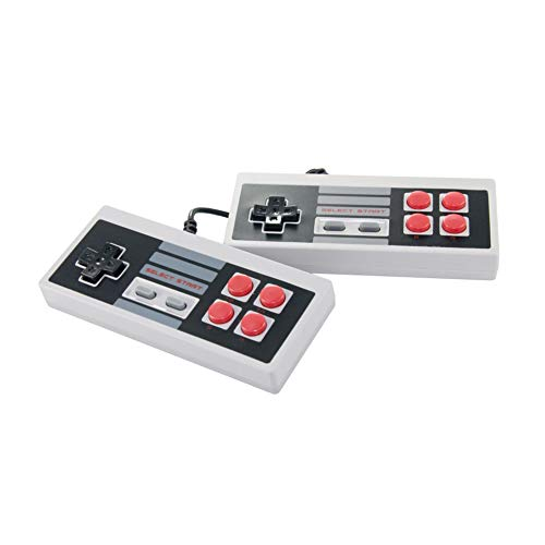 EVVE Retro Mini Video Game Console Built in 600 Classic Games Console AV Out Family Computer Adult & Children Gifts by EVVE (Image #3)