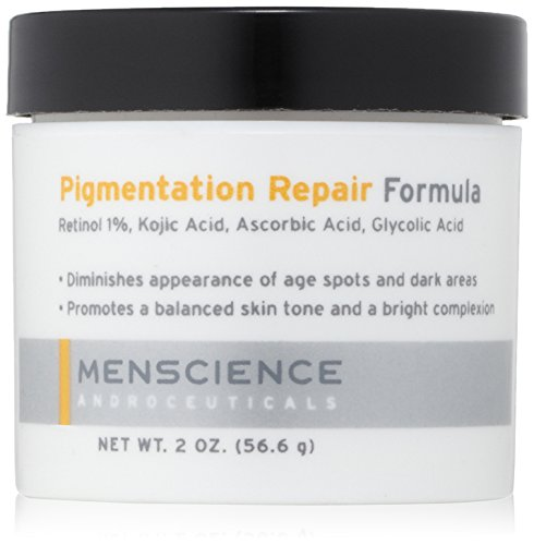 MenScience Androceuticals Pigmentation Repair Formula, 2 oz (Best Facial For Pigmentation)