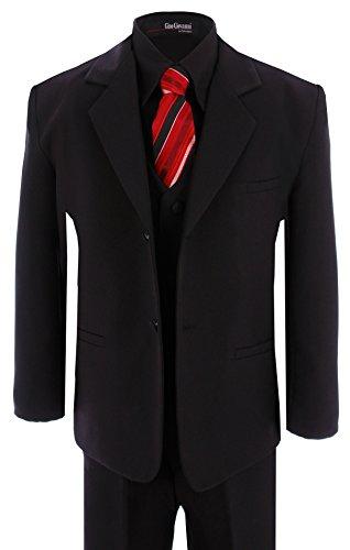 Gino Giovanni Formal Dress Black