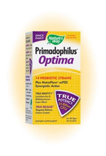 Way Primadophilus Optima, 30 Vcaps Nature