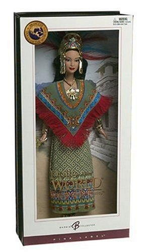 Barbie Collector - Dolls of The World - Princess of Ancient Mexico Barbie ()
