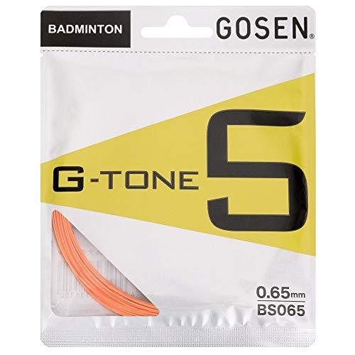 Corda para Badminton Gosen G-Tone 5 Laranja - Set Individual