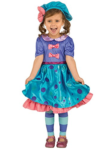 Rubie's Costume Little Charmers Lavender Child Costume, -