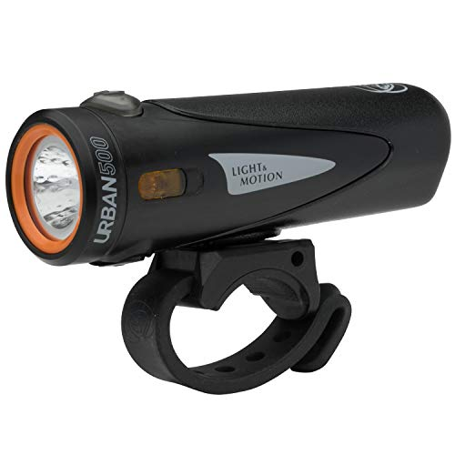 Light & Motion Urban 500 Bike Light (2016), Onyx