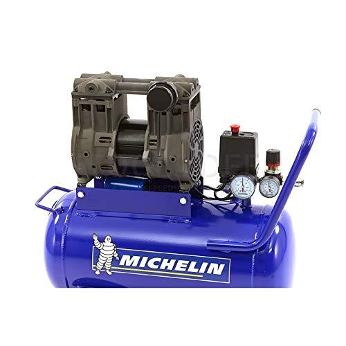 Michelin 24 litros profesional Silencioso Compresor: Amazon.es: Bricolaje y herramientas