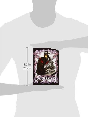 Soulless: The Manga, Vol. 1 The Parasol Protectorate Manga , Band 1 ...