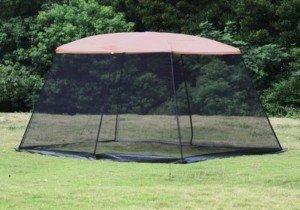 Magnifique tente 4MX3M avec moustiquaire