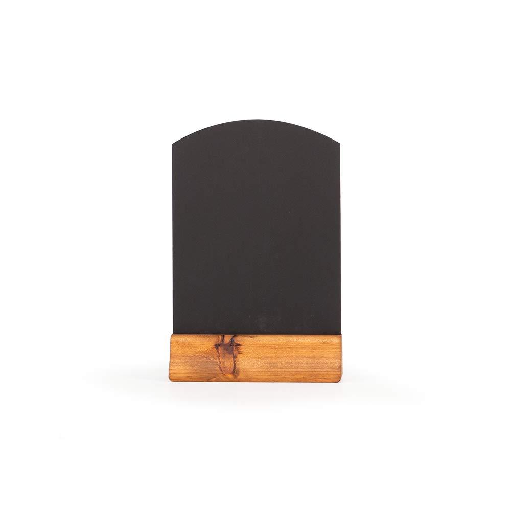 Amazon.com: parte superior de la mesa pizarras con peana ...