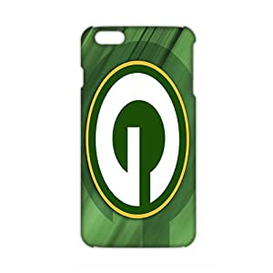 green bay packers logo 3D Phone Case for iphone 6 plus
