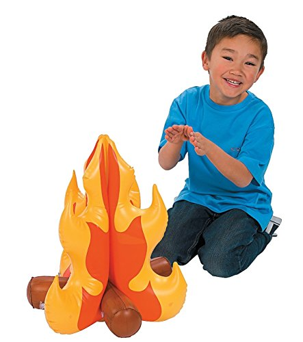Inflatable Campfire Games Activities Inflates