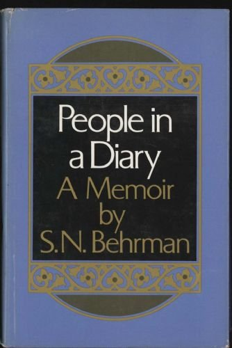 People in a Diary: A Memoir