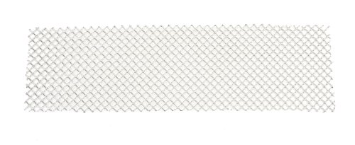 TRex Grilles 55563 Upper Class Large Mesh Stainless Polished Finish Bumper Grille Bolt-on for Ford Super Duty