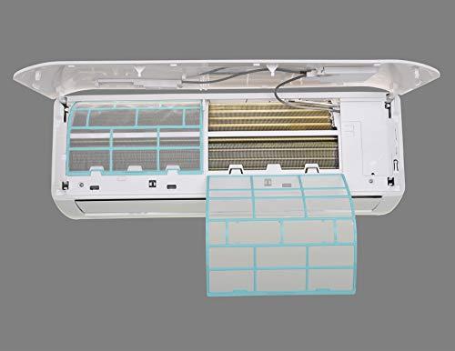 Nadacs 12000 Btu Gold Fin 110 Volt Wifi Mini Split System