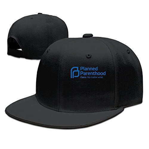 Price comparison product image Man&Woman Planned Parenthood Federation Of America Flat Brim Hat Black