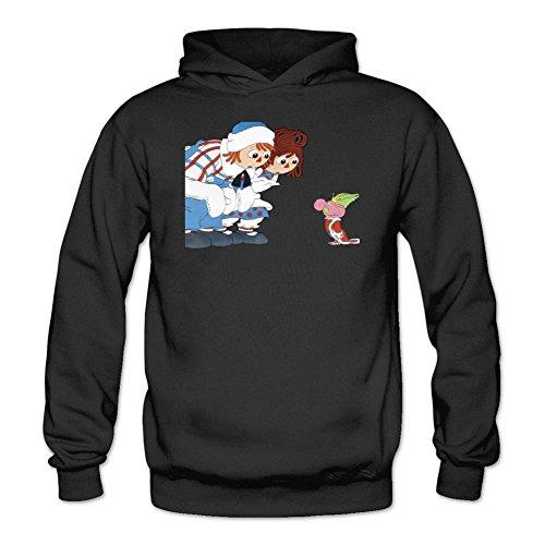 Rag Doll Hooded Sweatshirt - 3