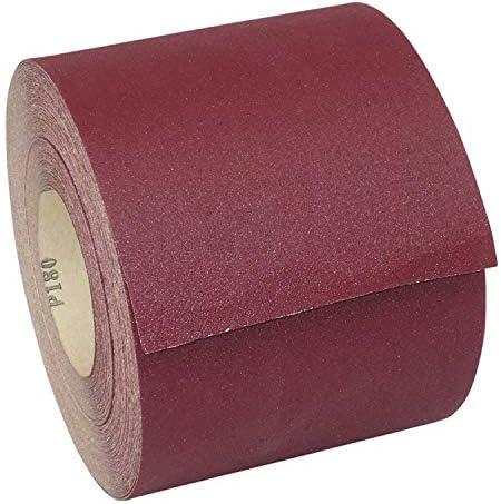 Schleifpapier Eckra 1 Rolle Red 115 mm x 50 m Korn 320