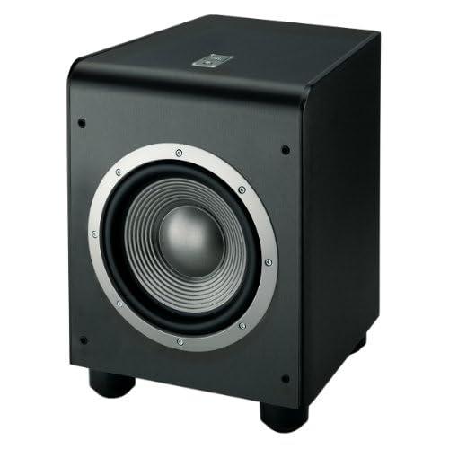 JBL ES150PBK 300-Watt Powered 10-Inch Subwoofer - Black
