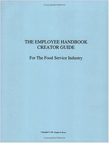 buy employee handbook creator specially designed for the food