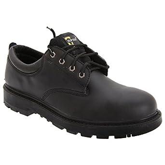 Grafters , Chaussures de sécurité pour homme - Noir - noir, 49