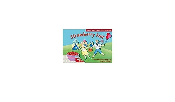 Strawberry Fair. Partituras, CD para Piano, Voz y Guitarra ...