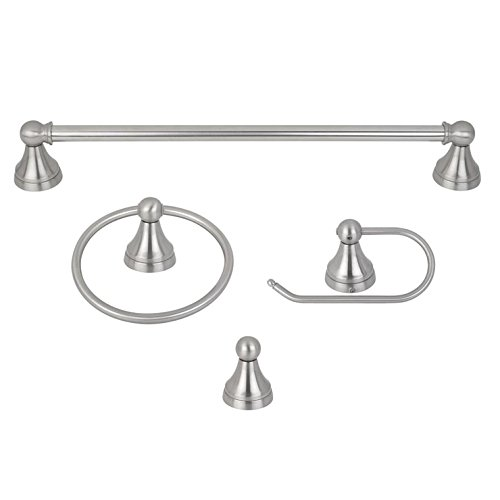 Globe Electric 4 Piece Brushed 51228
