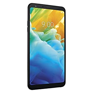 LG Q Stylus Alpha (32GB) Dual SIM 6.2″ FHD+ Display, 4G LTE GSM Factory Unlocked Phone with IP68 Water Resistant Q710HSW (Blue)