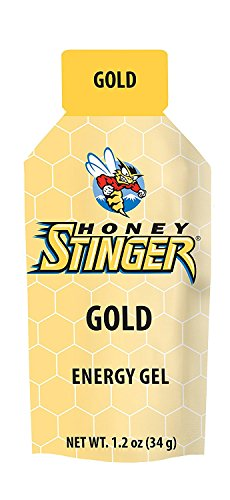 Flavor Mix Energy Gel (Honey Stinger Energy Gel, Gold, 1.2 Ounce (Pack of 12))