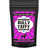 Bully Boy Gourmet Beef Bully Taffy Dog Treats - Slow Roasted, Smokehouse Original, Made in the USA