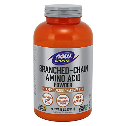NOW Sports Nutrition, Branched Chain Amino Acid Powder, 12 Ounce