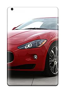 1066446I75430025 Excellent Ipad Mini Case Tpu Cover Back Skin Protector Maserati Granturismo 2