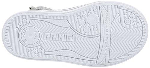 Primigi Pbu 7254, Botines de Senderismo para Bebés Plateado (Silver)