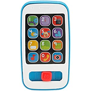 Fisher Price Smart Phone-Blue