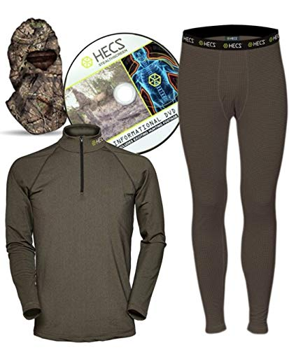 HECS Hunting High Performance Base Layer - X-Large