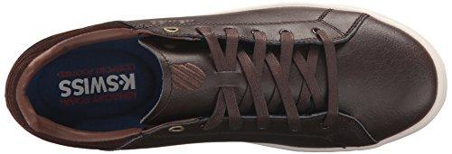Mens K-swiss Corte Rapido Moda Cmf Sneaker Cioccolato / Mustang