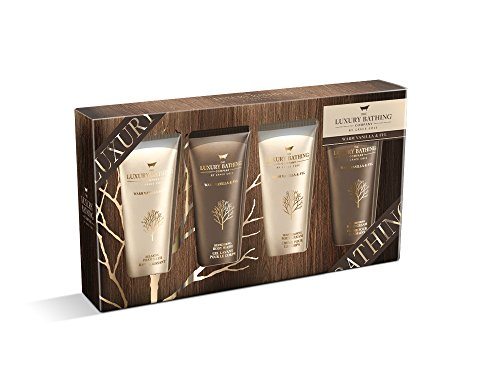 Grace Cole Warm Vanilla & Fig Soothe & Pamper Set