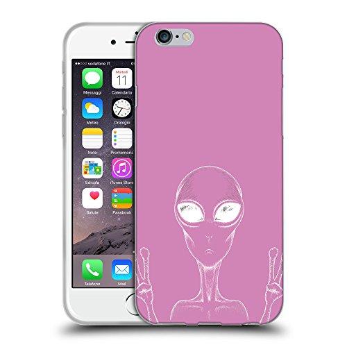GoGoMobile Coque de Protection TPU Silicone Case pour // Q10030618 téléphone alien 2 Bronze // Apple iPhone 7