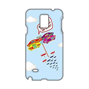 ANGLC Vans off the Wall Cartoon (3D)Phone Case for Samsung Galaxy note4