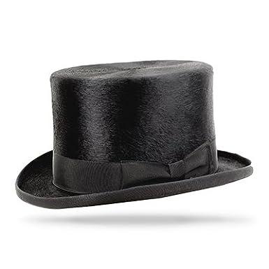 c3e8cd730ca Worth   Worth Men s Top Hat Beaver at Amazon Men s Clothing store