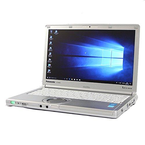 パナソニック Panasonic Let's note CF-SX3 CF-NX3EDHCS Core i5 4GB 320GB 無線LAN Windows10 64bit 中古 中古パソコン 中古ノートパソコン   B07FXGYZT2