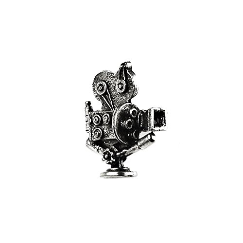 Quality Handcrafts Guaranteed Film Camera Lapel Pin