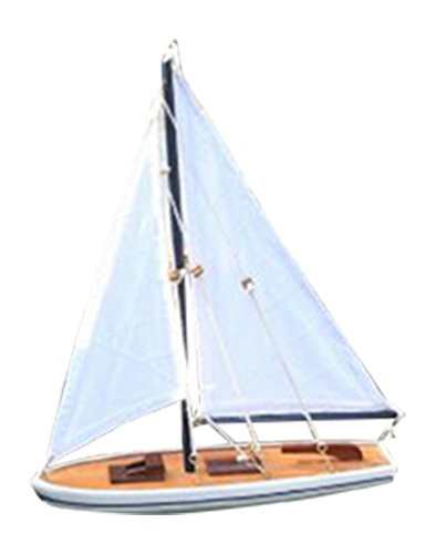 Hampton Nautical  It Floats Floating Sailboat, 12