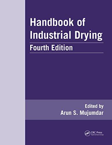 Handbook of Industrial Drying, Fourth Edition Pdf
