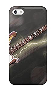 Defender Case For Iphone 5/5s, Guitar Pattern 8187268K96059187
