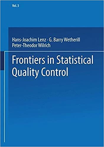 Frontiers in Statistical Quality Control: Hans-Joachim Lenz