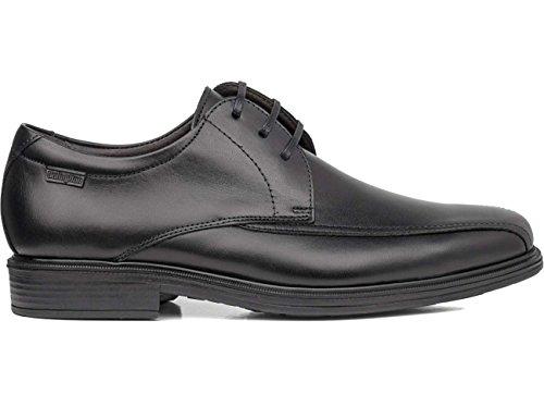 Callaghan 73808 Master - Zapato clasico caballero, Adaptaction Negro