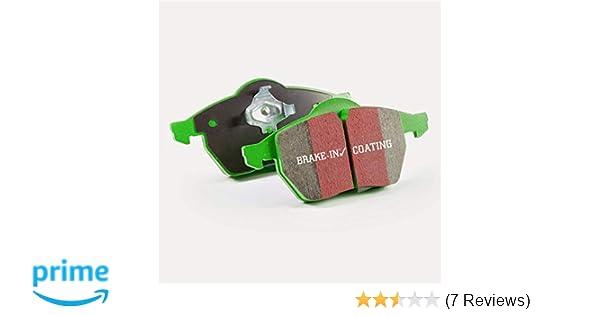 EBC Brakes DP71743 Greenstuff 7000 Performance Brake Pad