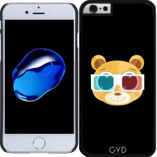 Coque pour Iphone 6 Plus (5,5'') - Ours En Peluche - 3d by Adamzworld
