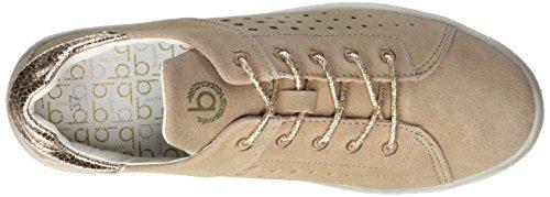 Sneakers Basses 240 Femme Beige sand Bugatti J90023 ZTq1zz