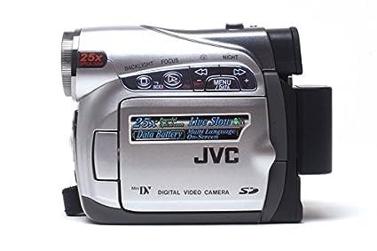 JVC GR D290 DRIVERS PC