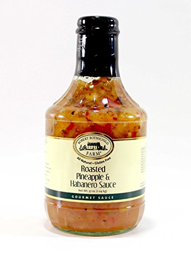 Robert Rothschild Farm Gourmet Dip Roasted Pineapple & Habanero, 37 Ounce